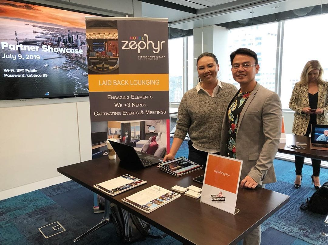 We're Zephyr-izing the community one partner at a time. #tbt #sftravel #partnership #showcase #hotelzephyrsf #hotelzephyr @davidsonhotelsandresorts @pivotpeople