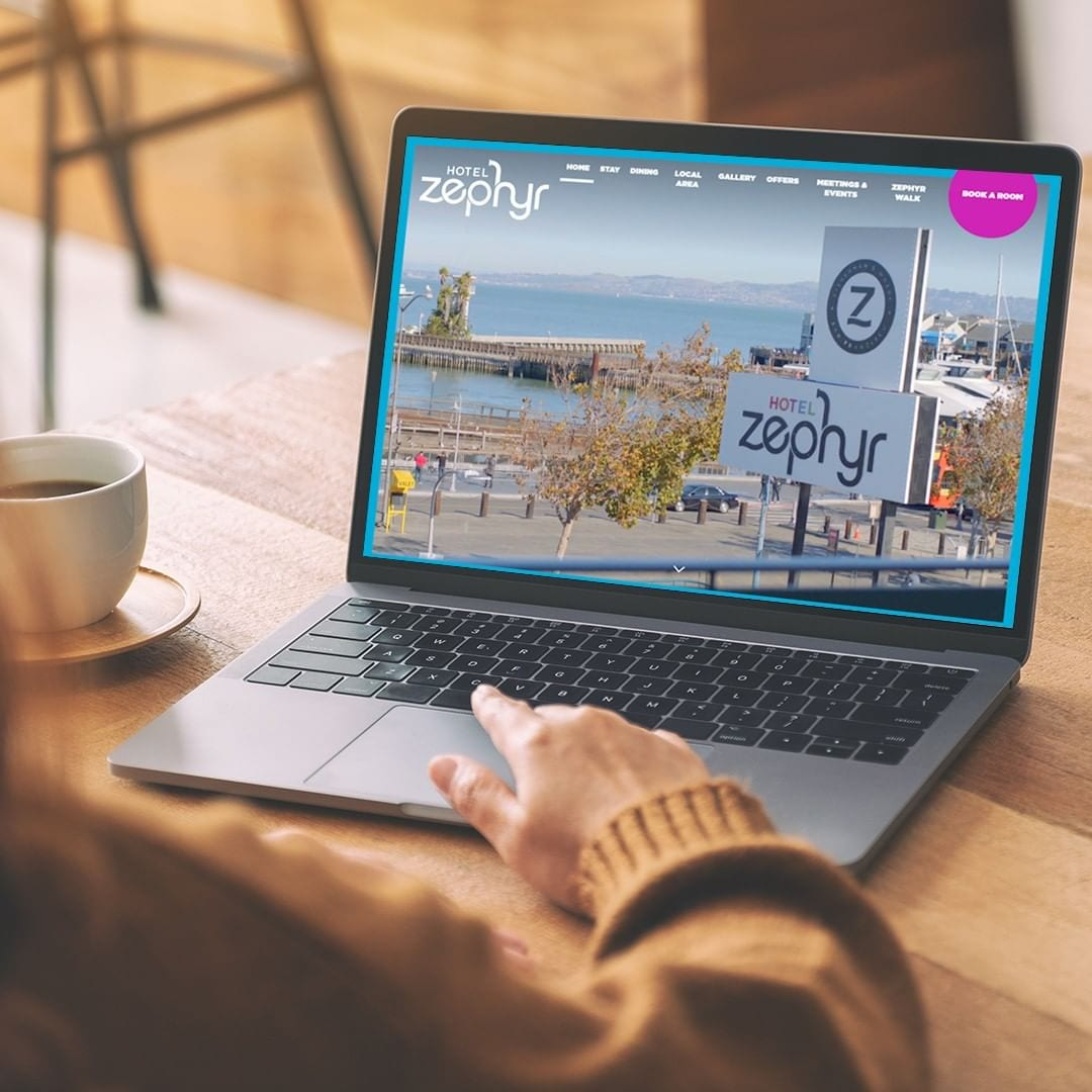 It's LIVE! Check out our NEW website for best rates, great offers, travel tips, meeting spaces, weddings, events, and more. 😄😄http://www.hotelzephyrsf.com
